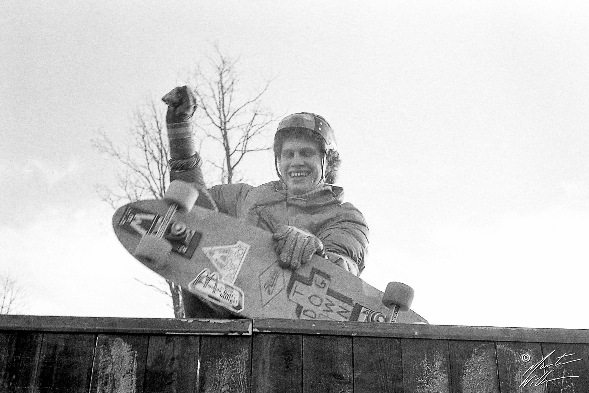 Philip Willners, 1-wheeler Jönköping, 1978