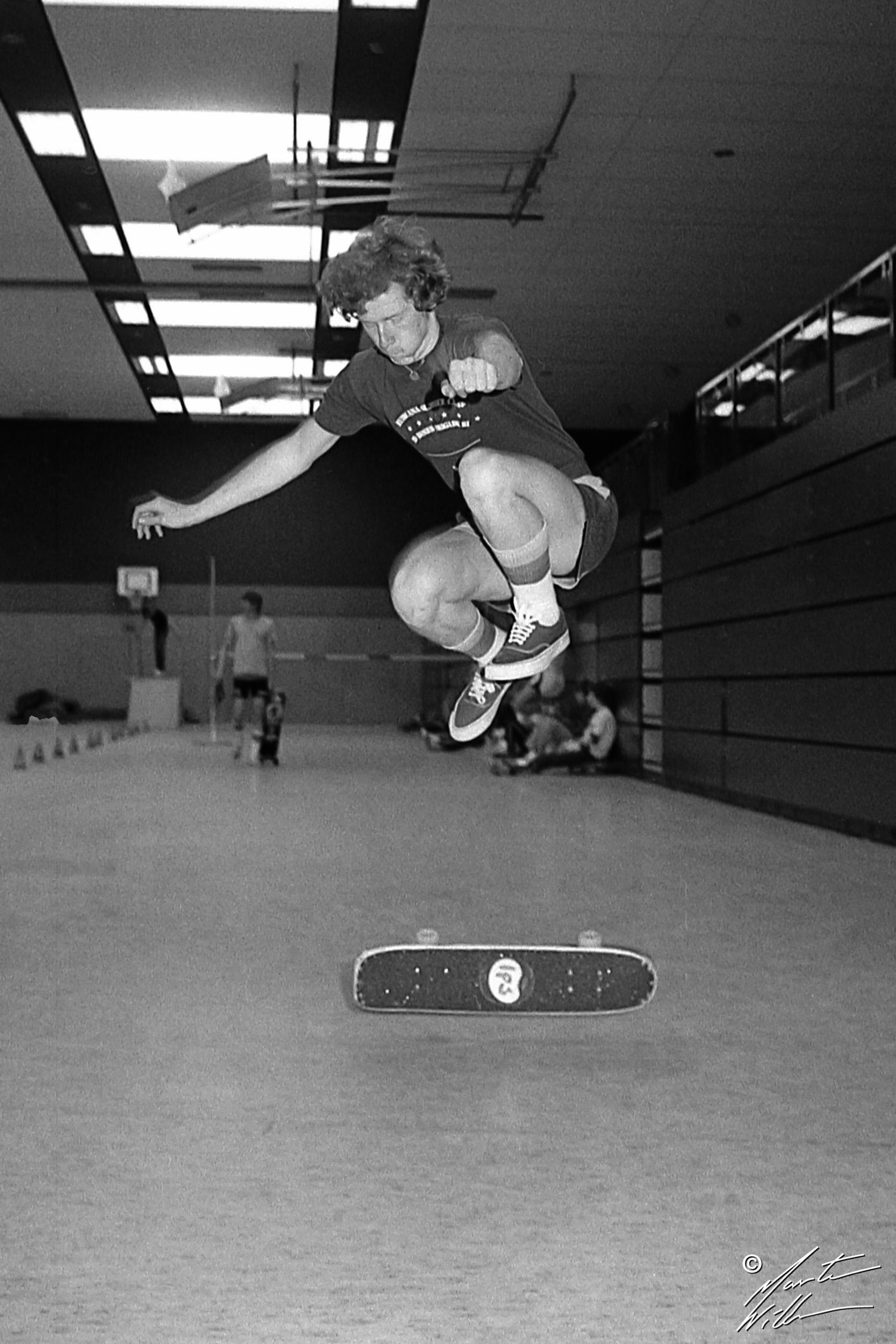 Shane Rouse, Railflip, Tyskland 1982