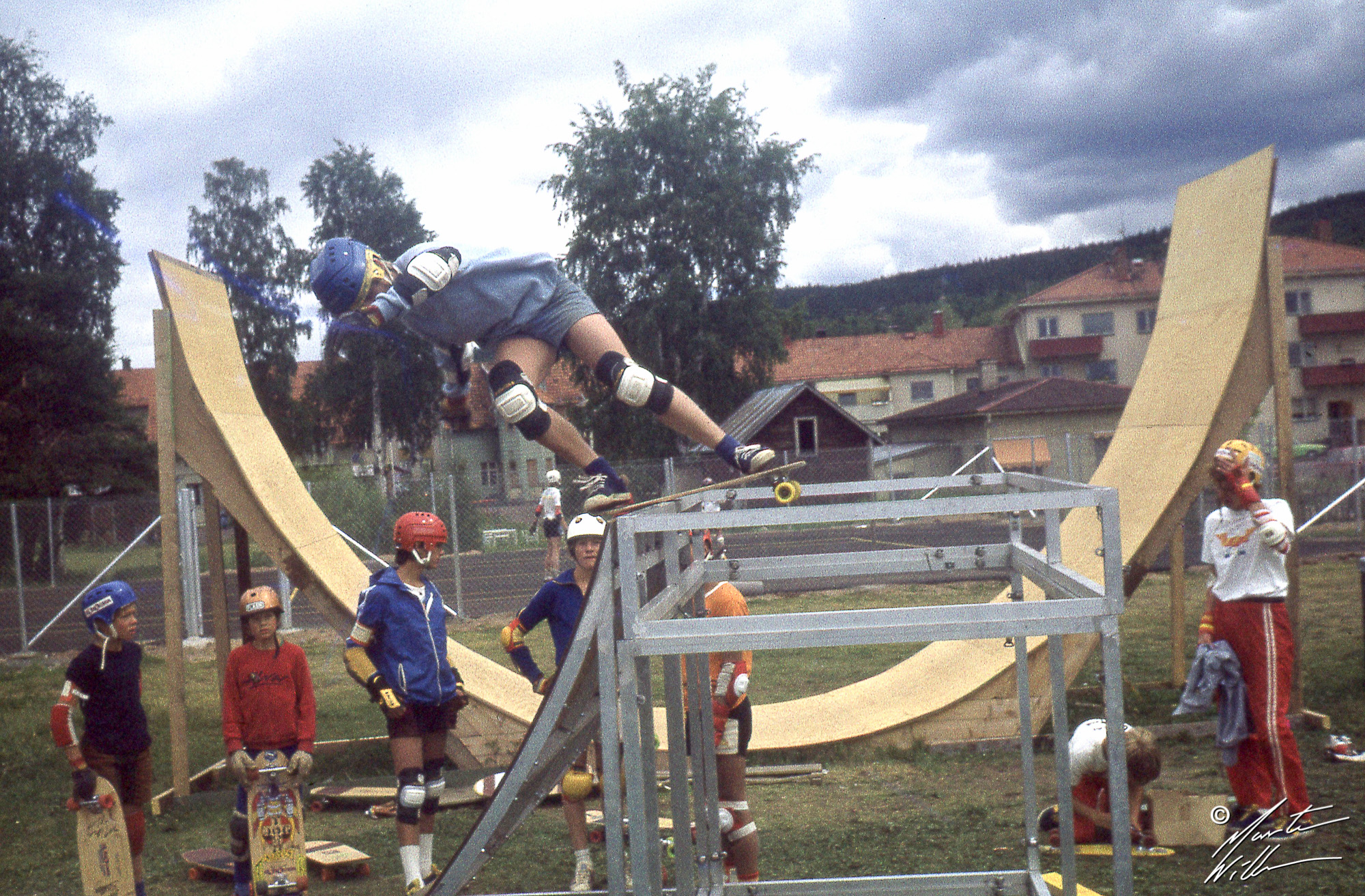Fredrik Koch, Rock 'n roll, Eurocana Summer Camp 1979