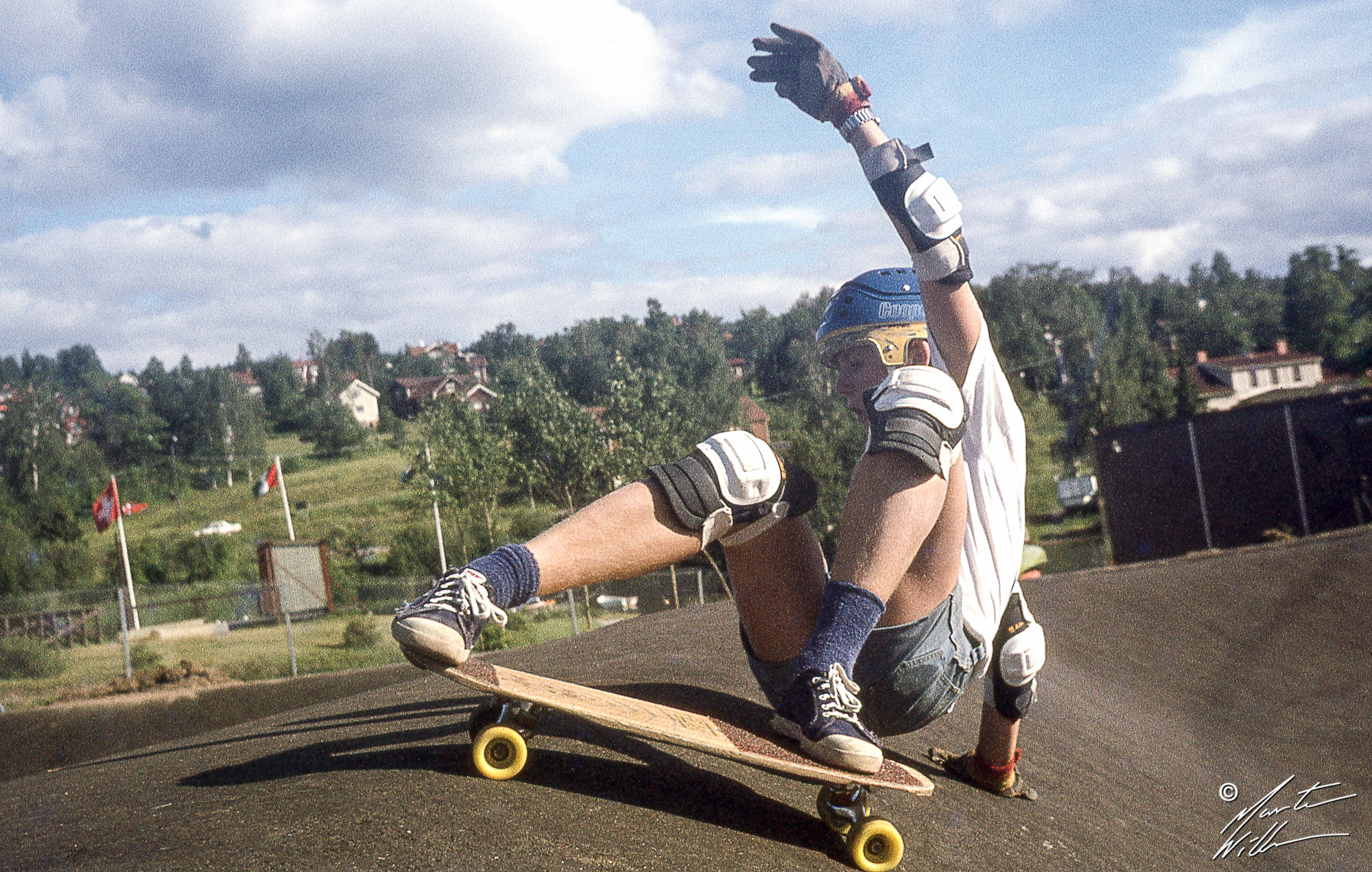 Fredrik Koch, Layback Eurocana Summer Camp 1979
