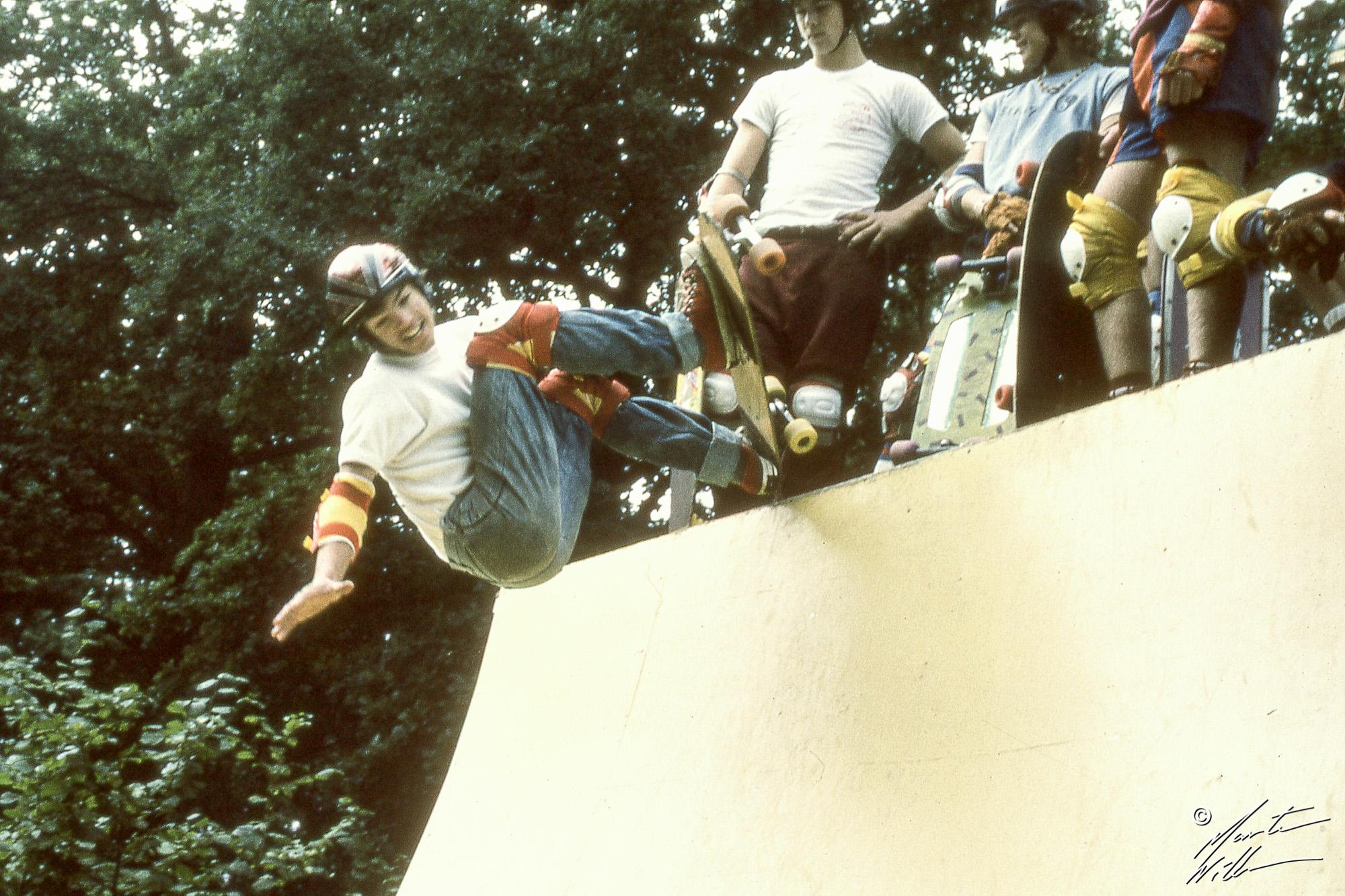 Tomas Sjöberg, Miller flip,  Sint Clue Open, Jönköping 1980