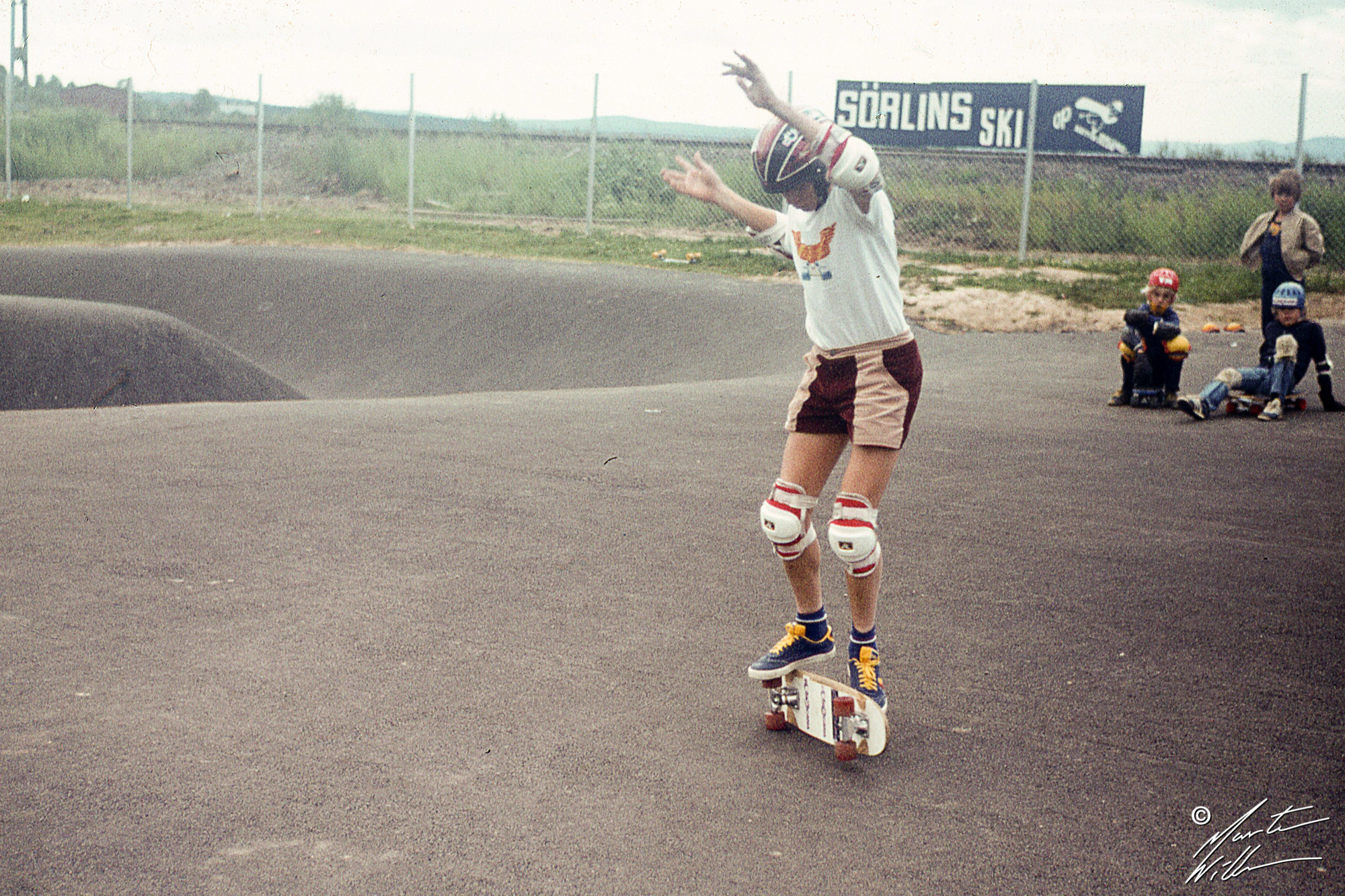 Per Welinder, Casper disaster, Eurocana Summer Camp 1979
