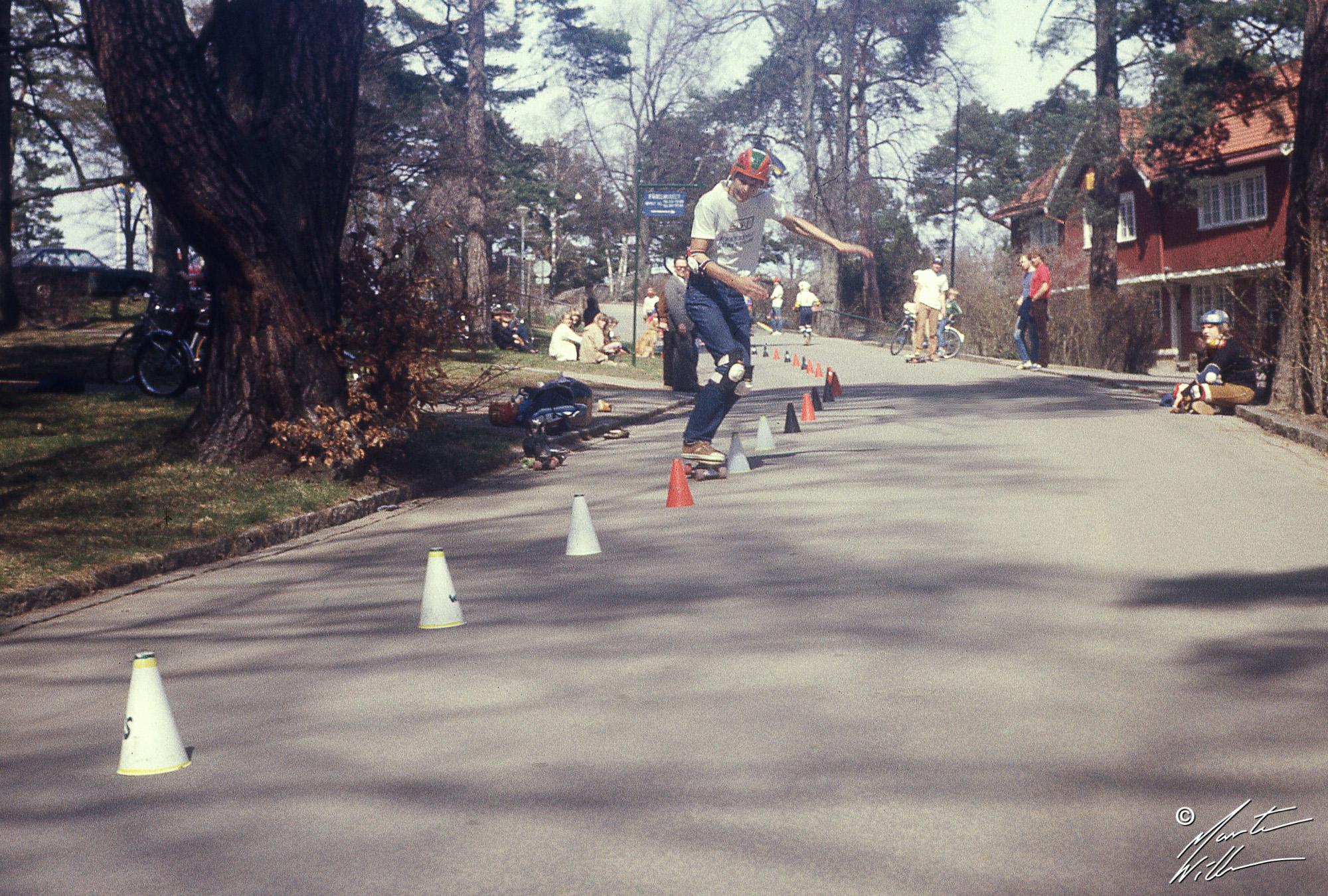 Gert Fasting, Slalom,  Jönköping, 1979