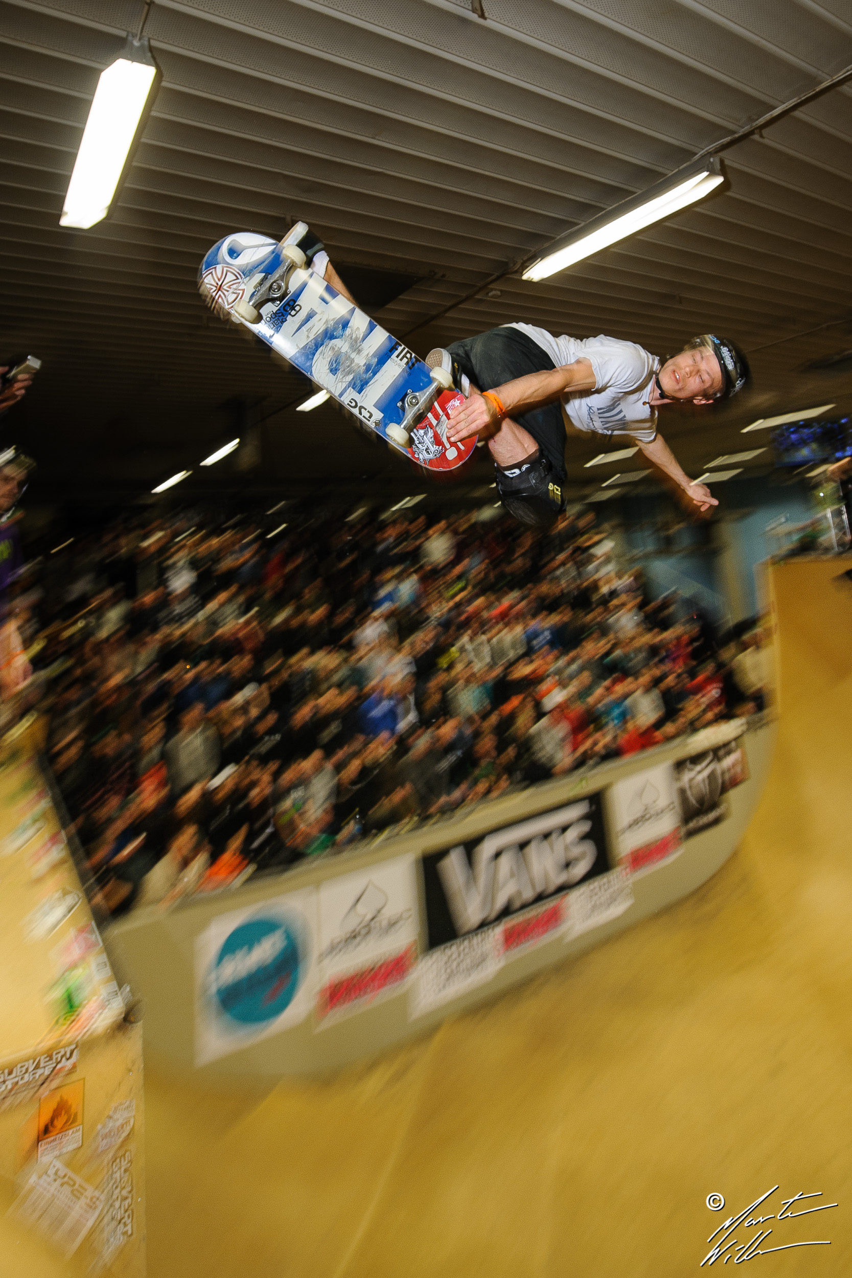 jüergen Horwarth, Backside air, Vert Attack 7, Malmö 2013