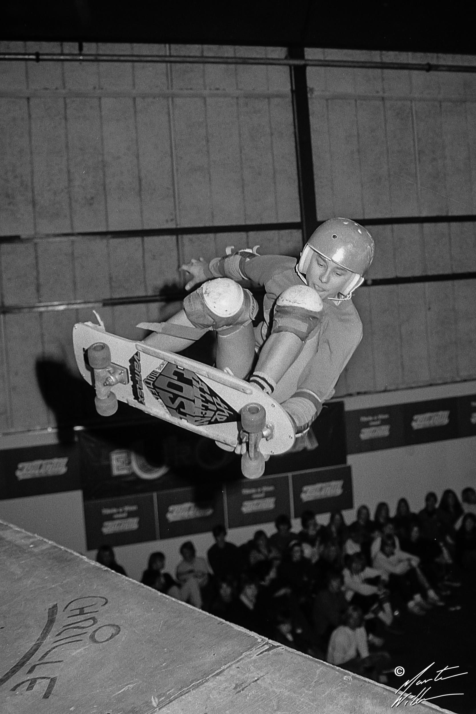 Mikael Adolfsson, Lien air, Eurocana Open, Stockholm 1982