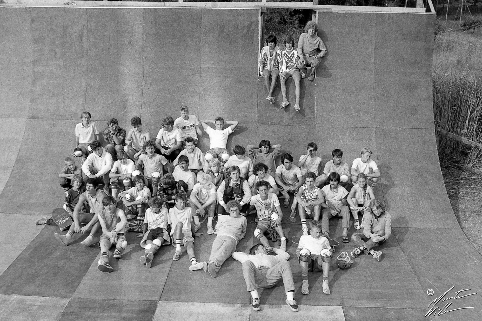 Summer Camp, Täby  1983